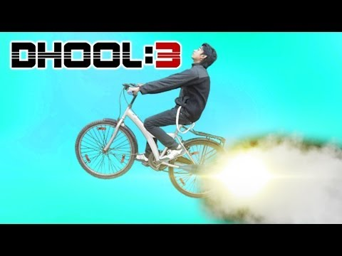 DHOOM 3 no way it's DHOOL 3 Comedy Trailer (Exclusive) Full Comedy Video Pakau TV Channel