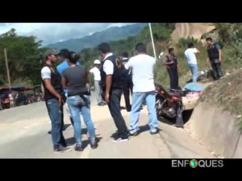 Accidente Juanjui