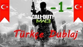 [Call of Duty Modern Warfare 3 Türkçe Dublaj] Video