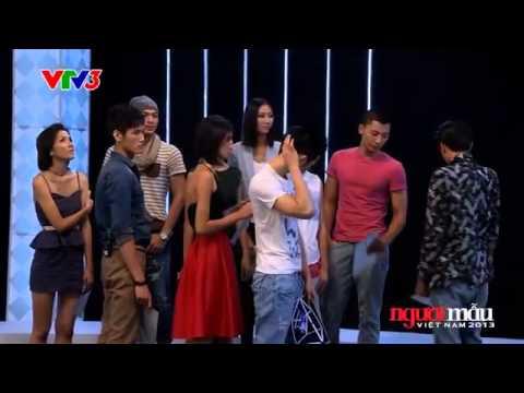 [HD] Vietnam's Next Top Model 2013 Tập 6 Ngày 10/11/2013 - Phần 6