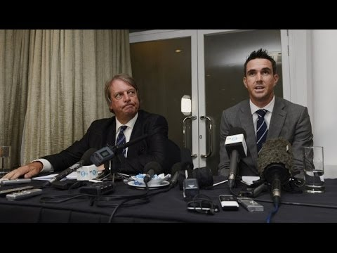 Kevin Pietersen rebuffs retirement talk