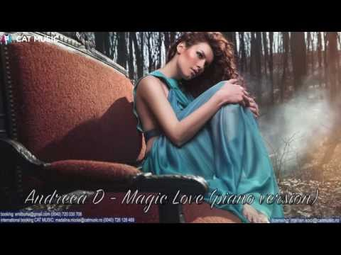Andreea D - Magic Love (Piano version)