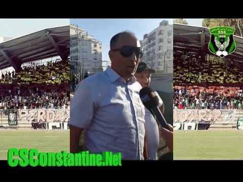 CSC 2 - MCA 0 : Déclarations de Tarek Arama
