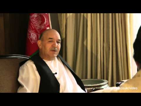 Qayyum Karzai: Afghanistan president's brother on why his is running for election