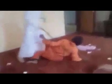 Saudi whips and beats victim for looking at his wife - Truthloader