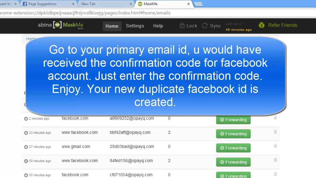 How To Create Multiple Facebook Account With Same Email Id