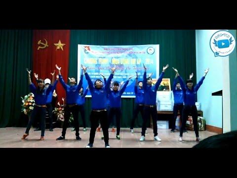 Nhảy Flash Mob Việt Nam Ơi - BSA-TN [ Mùa Đông Ấm Áp 2014 ]