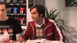 The Big Bang Theory Season 6 Bloopers Gag Reel HD
