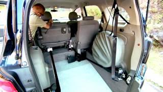 Chevrolet Spin para cadeirante