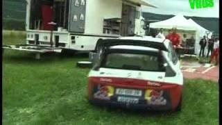Vid�o Loeb WRC Test Rallye Deutschland 2010 (Brauneberg) par Rallyevirus (6701 vues)