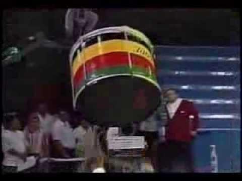 Olodum  -  alegria geral - faustão (por DJ baiano de caeté)