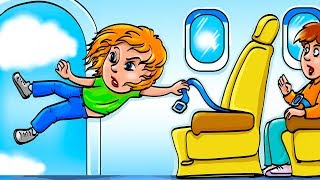 What Would Happen If Plane Doors Opened?