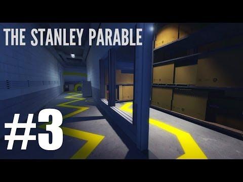 The Stanley Parable - Part 3 | BEST ENDINGS SO FAR! | THE ADVENTURE LINE