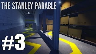 The Stanley Parable - Part 3 | BEST ENDINGS SO FAR! | THE ADVENTURE LINE