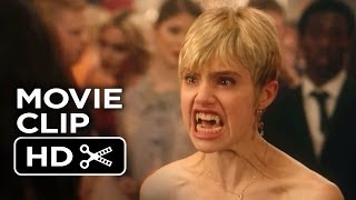 Vampire Academy Movie CLIP The Dance (2014) Action