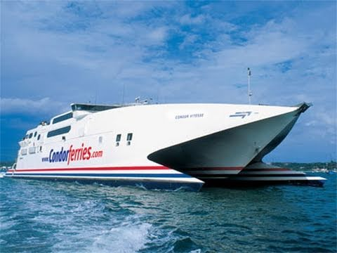 Condor Ferries Rapide