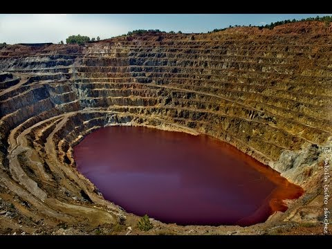 Minas de Riotinto. Reapertura / The Riotinto mine to reopen [IGEO.TV]