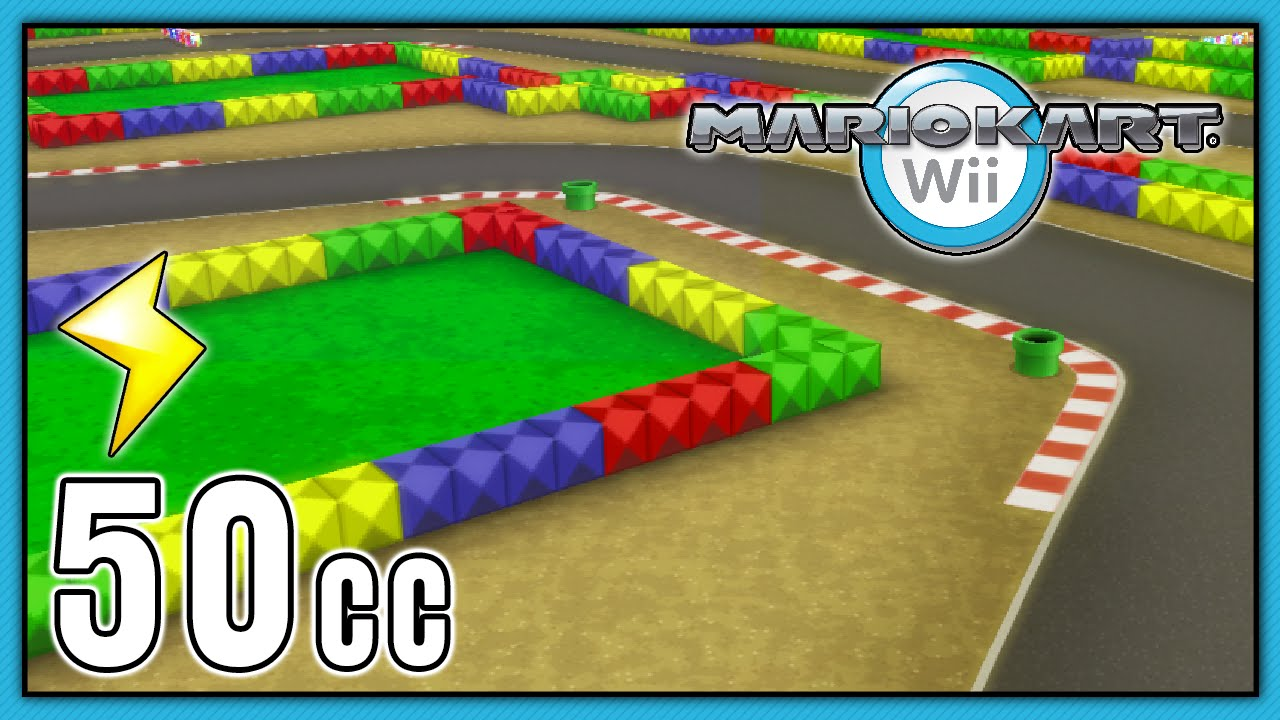 how to get lightning cup on mario kart wii