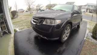 SAAB 9-7X Aero Review
