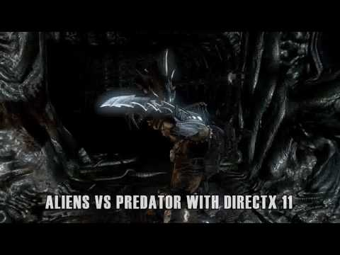 Aliens vs. Predator и DirectX 11