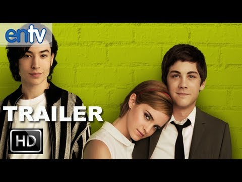 The Perks of Being a Wallflower Official Trailer [HD]: Emma Watson, Logan Lerman and Ezra Miller