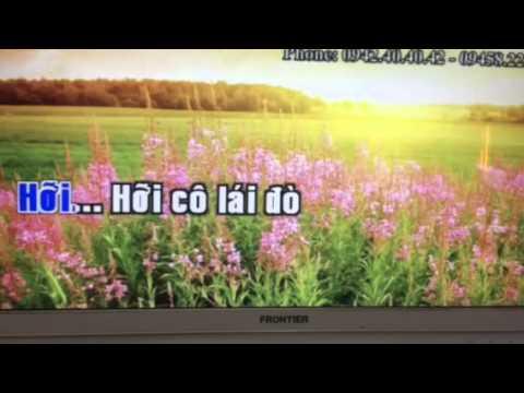 Ben song cho karaoke
