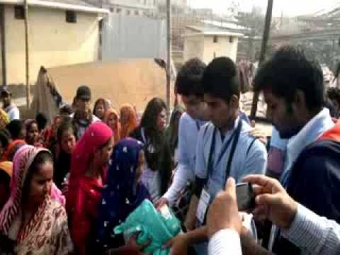 Winter Clothes Collection and Distribution 2012 - 2013 -- Durnibar Foundation