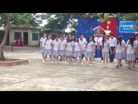 Kỉ niệm mái trường- Thcs nguyễn an ninh q12- A2(2009-2013)