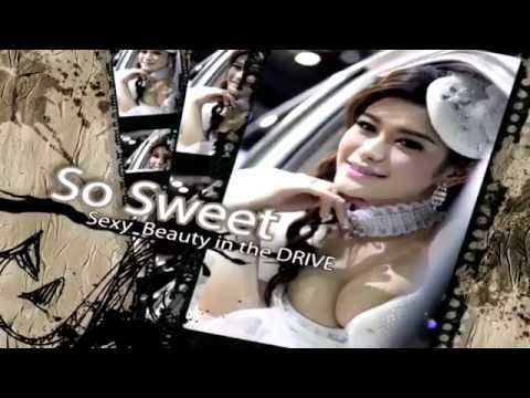 SSANGYONG LADY'S @ MOTOR SHOW 2014