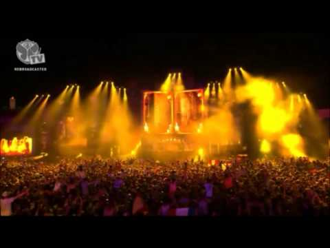Avicii - Levels - Live At Tomorrowland 2012 (HD)
