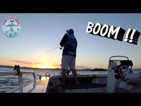 Fish That Snag - Early Morning Surface Strike - Get Motivated