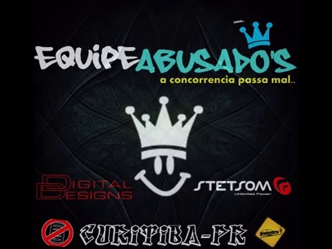 DJ ELEMENT CWB Stylus Sound Car EQUIPE ABUSADO'S
