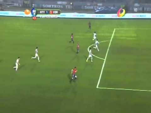 Gol de Veracruz / Monterrey 1 - 1 Veracruz / CL2015 J4