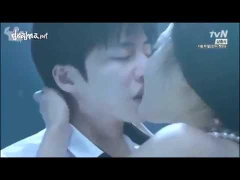 Song Jae Rim kiss The Mermaid ~first~