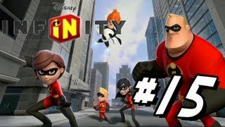 Disney Infinity Wii U Walkthrough Part 15 The