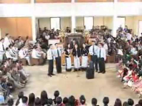 Jerusalem Zion khawpui   Gospel Melodious Choir Mizo Gospel song