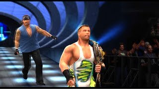 WWE '13 Promo Undertaker Vs Rob Van Dam Promo At Vengeance