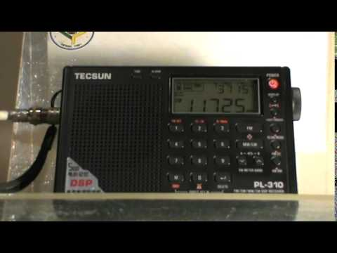 Radio New Zealand International - 11.725 kHz