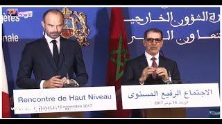 العثماني بعد لقائه بالوزير الأول الفرنسي..يمكن للمغرب و فرنسا العمل سويا و قد وقعنا 17 اتفاقية في مختلف المجالات |