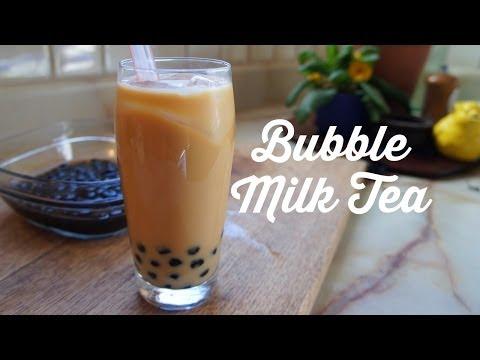 How to Make Bubble (Boba) Milk Tea