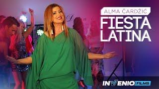 Alma Čardžić u zanosnom latino ritmu: Pogledajte novi spot za pjesmu 'Fiesta Latina'