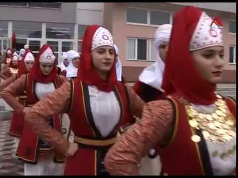 Presheva feston