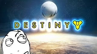 DESTINY BETA: HILARIOUS FUNNY MOMENTS FUNTAGE (Online Multiplayer Gameplay)