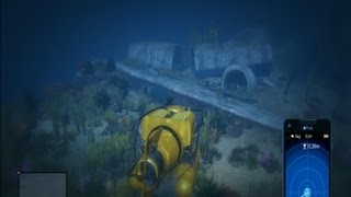 GTA 5 Como Conseguir Submarino (sem Spoiler)