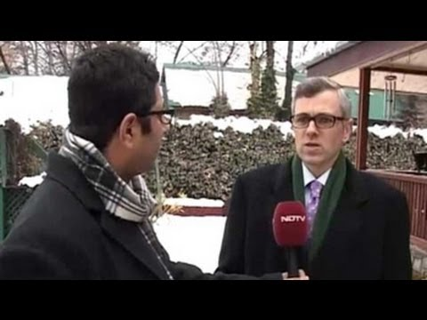 Extremely disappointed with Army decision on Pathribal: Omar Abdullah to NDTV