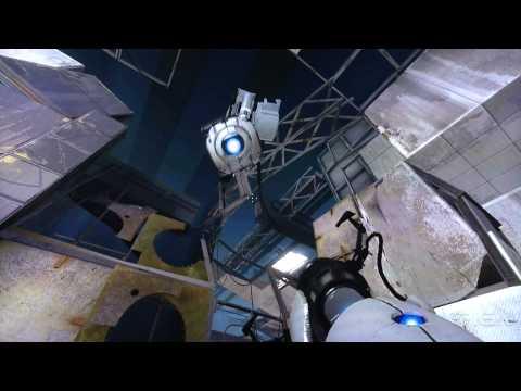 Геймплей Portal 2 (Обновлено)