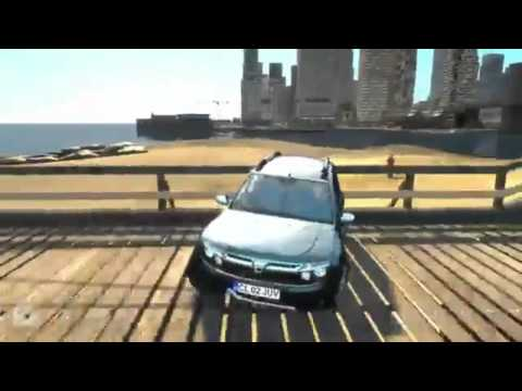 MANOBRAS DE CARRO  NO GTA 4