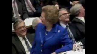 In 1990 Thatcher Warned That The Euro Would End European