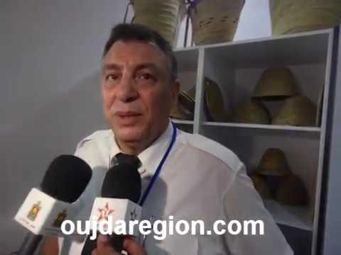 روبرتاج..بيوي وبوجوالة يفتتحان المتاجر التضامنية بالمطار الدولي وجدة أنكاد