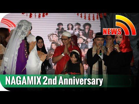 NAGAMIX 2nd Anniversary - Nagaswara TV - NSTV